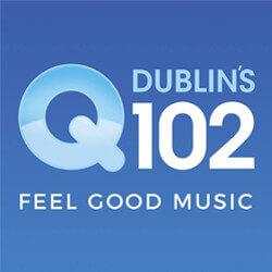 Dublin's Q102 logo