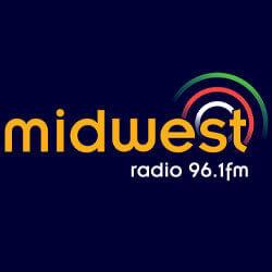 MidWest Radio 96.1 FM logo