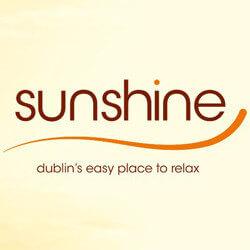 Sunshine 106.8 logo